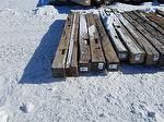 Hand-Hewn Timbers Laid out for ungraded options (CO Project)