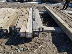 Hand-Hewn Timbers for Approval (ID Project)