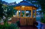 Garden Gazebo - Blackfoot, Idaho