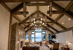 Montana Residence/Interior--WeatheredBlend Timbers (including TWII Weathered) and NatureAged Lumber