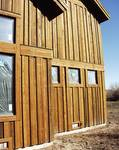 "Trestlewood II ""Salty Fir"" Timbers and Siding - Summit County, Utah"