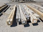 Hand-Hewn Timbers for Review (AZ Project)