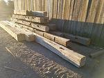 Hand-Hewn Timbers (AZ Project) (Ready To Ship)