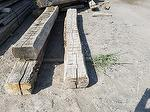 "Material to cut 1 piece 2"" x 9"" (edged on both edges) x 10' long Hand-Hewn Skin"