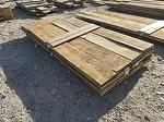 "bc# 192206 - 1"" x 12"" Antique Barnwood Brown Rough - 323.00 bf - 7'-10' lengths"