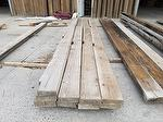 4 x 11 (net) x 15-21) Weathered Smooth Timbers (AZ Project)