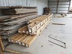 Hand-Hewn Timbers (6 x 7 and 7 x 8) (UT)