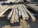 Hand-Hewn Timbers (7 x 8 x 7-9') (MT Project)