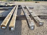 Hand-Hewn Timbers (7 x 8 x 26 and 9 x 10 x 26) (MT Project)