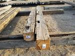 Hand-Hewn Timbers (12 x 12 x 11-12) (MT Project)