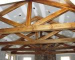 "Decorative Trusses - Trestlewood II ""Salty Fir"" - Eden, Utah"