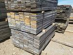 1 x 8 Antique Gray Barnwood (Options for ID Project/Still needs Edged)