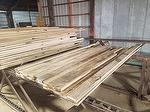"1 x 4-8"" x 4-8' Antique Brown Barnwood (Poplar/Other)"