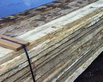 "Hickory Skins / 2"" Hickory hand hewn skins (most hand-hewn skins are not sorted by species)"