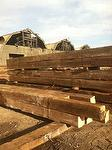 Timbers from Texas Railroad Trestle