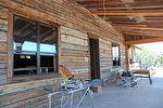 Hand-Hewn Timbers and Skins - Breckenridge Texas Ranch Property