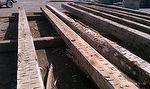 RubyHardwood Manufactured Hand-Hewn Timbers