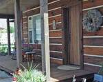 Reclaimed Redwood Siding - Sun Valley, Idaho