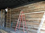 Antique Barnwood Smooth (roughly 1/3 gray and 2/3 brown)