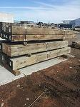 6x6 , 8x8 , 12x12 and 12x14 Weathered Timbers - Customer Order