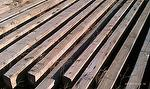 WeatheredBlend Timbers (TWII and Potato Cellar -- weathered and resawn)