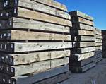 EXAMPLE TIMBERS: 12x12 x 3-12' California Bridge Timbers