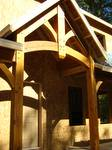 Trestlewood II and Rustic/NatureAged timberframe - Brigham City, Utah