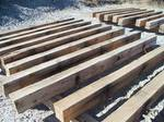 Rescued DF Timbers - Bolted and GSL Soaked / Rescued Timbers