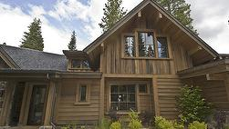 Trestlewood II Salty Fir Circle-Sawn Siding