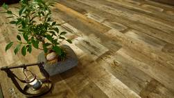 Barnwood (Mixed Species) Flooring