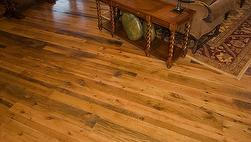 Antique Oak Skip-Planed T&G Flooring