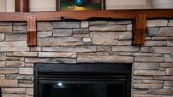 Reclaimed Softwood Finished Mantels