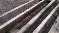 Trestle 4x8 and 6x8 Cut-Offs w/Metal