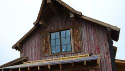 NatureAged Barnwood - Painted