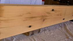 Reclaimed Softwood Unfinished Mantels