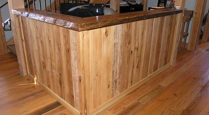 Trailblazer Mixed Hardwood - Resawn