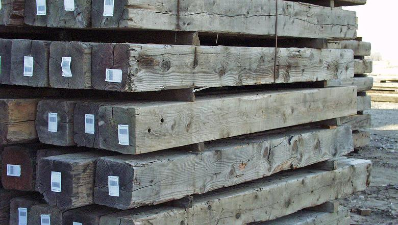 California 12x12 Bridge Timbers