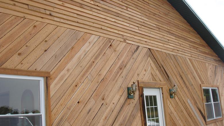 Trestlewood Ii Salty Fir Resawn Slab Siding
