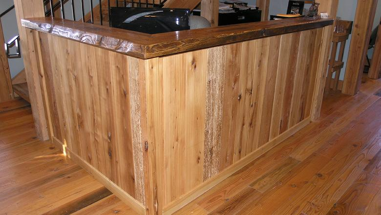 Trailblazer Mixed Hardwood Millwork Stock