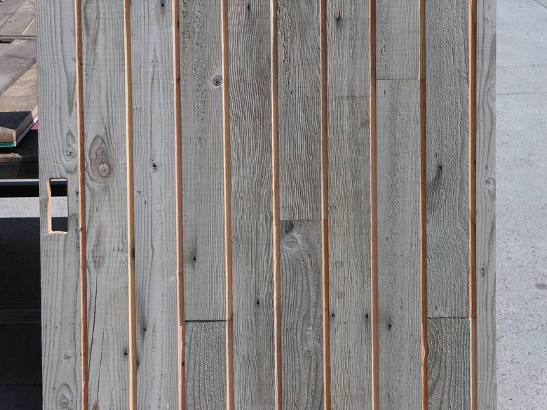 """Photo #10251 - Coverboard Shiplap Siding with 5/8\"""" Reveal / Thickness is approximately 1/2 ..."""