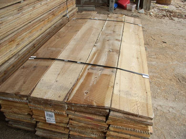 Harbor Fir Lumber