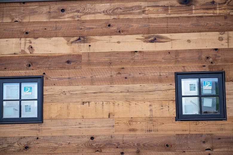 ThermalBrown Shiplap Siding