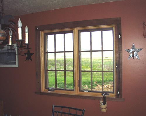 Trestle Redwood / Rustic Redwood Trim