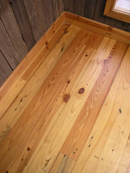 Yellow Pine Floorboards ~ Photo southern yellow pine flooring quot width