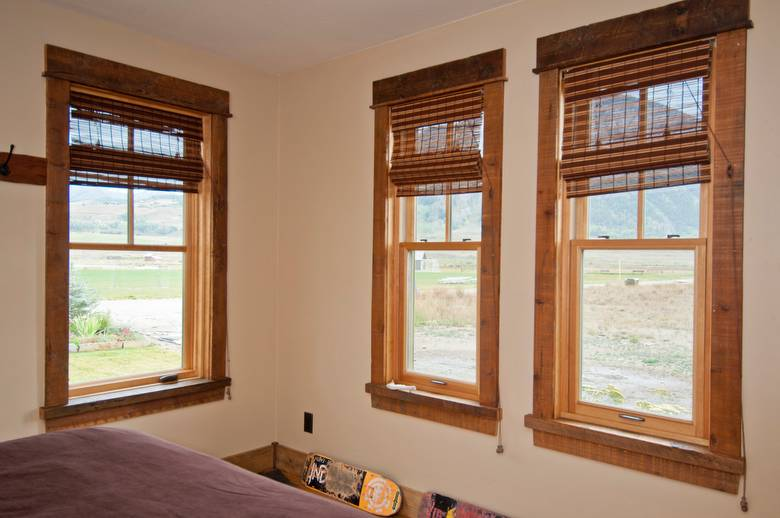 Decorating interior window trim styles inspiring for Interior windows