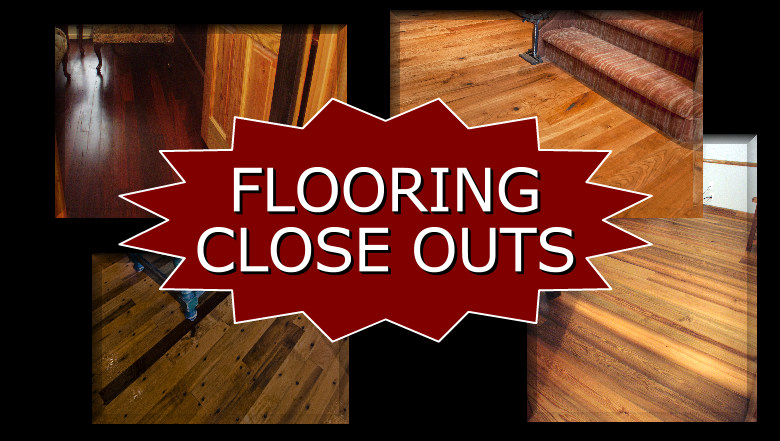 Flooring Close Outs Main Image
