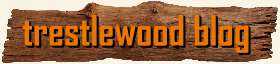 Trestlewood Blog Sign
