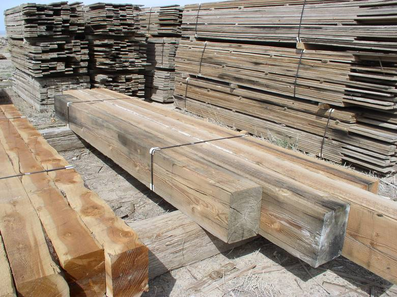 TWII and Harbor Fir Timbers