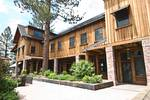 TWII Reclaimed Timbers and Siding - Strip Mall and Business Offices - Truckee, California
