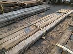 "bc# 172471 - 2"" x 8"" Hardwood Weathered Lumber - 293.33 bf - Contains metal"